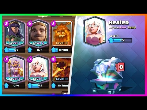 clash royale update december 2016