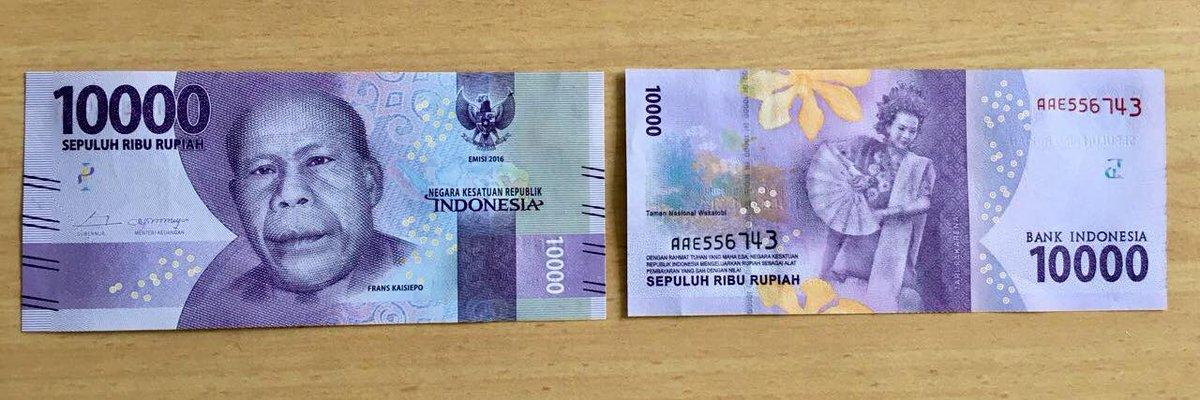 Uang Kertas 10.000 Rupiah - AnekaNews.net