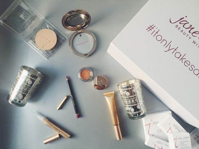 Christmas Makeup with Jane Iredale