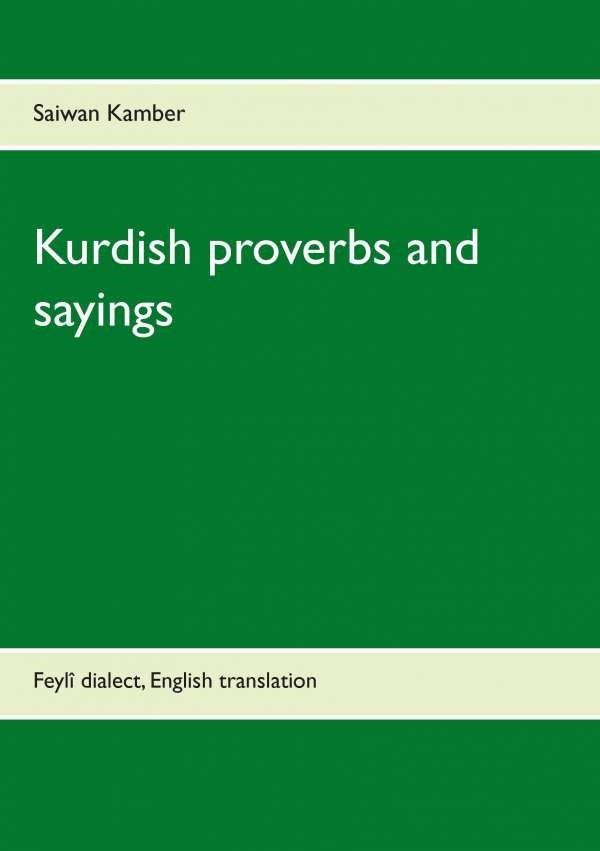 kurdische sprichwörter