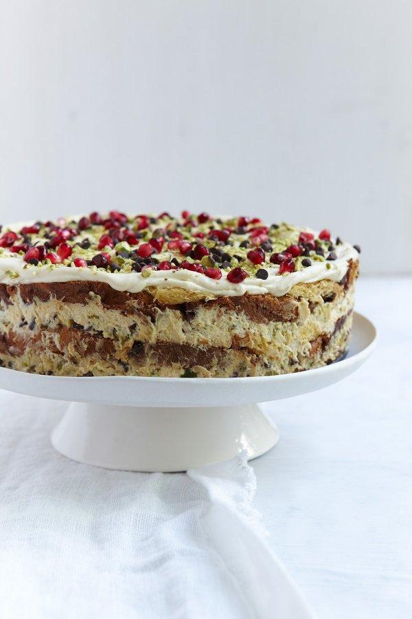 Italian Pudding Cake Nigella