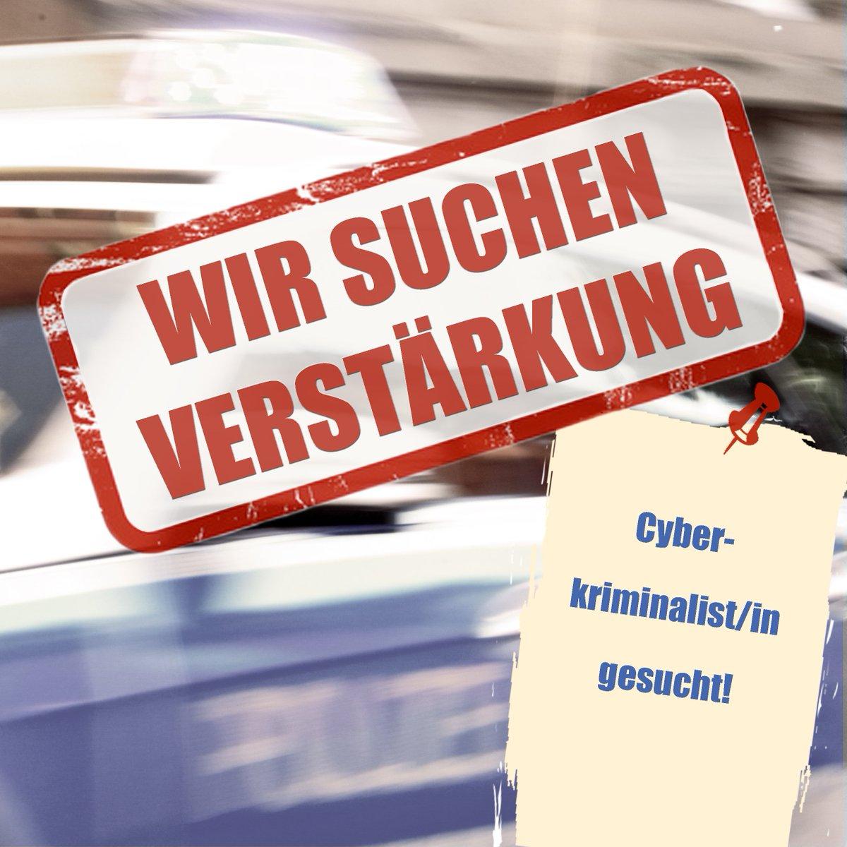 polizei stuttgart on twitter cyberkriminalisten gesucht jetzt bewerben httpstcoofkmscbgen - Polizei Bewerbung Bw
