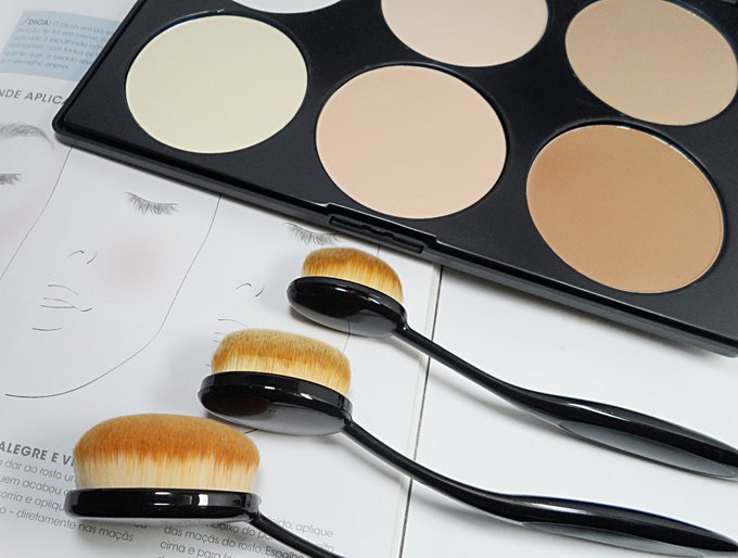 Bargain Contour Palette for Powder Contouring