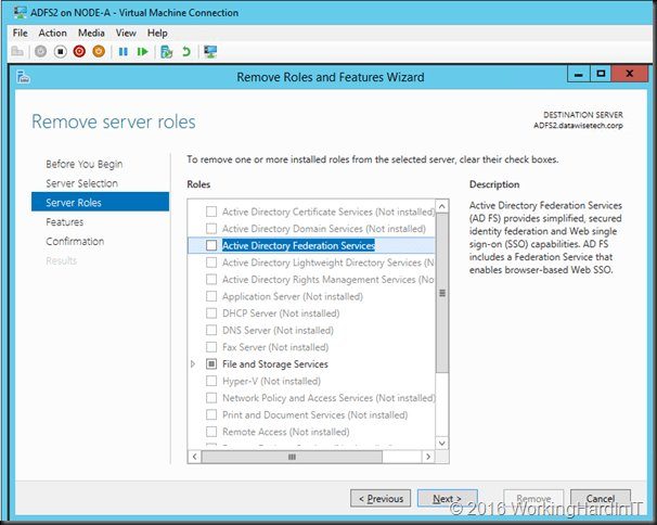 Migrate a Windows Server 2012 R2 AD FS farm to a Windows Server 2016 AD FS farm https://t.co/4B54UowekR https://t.co/xmxajTMHWp