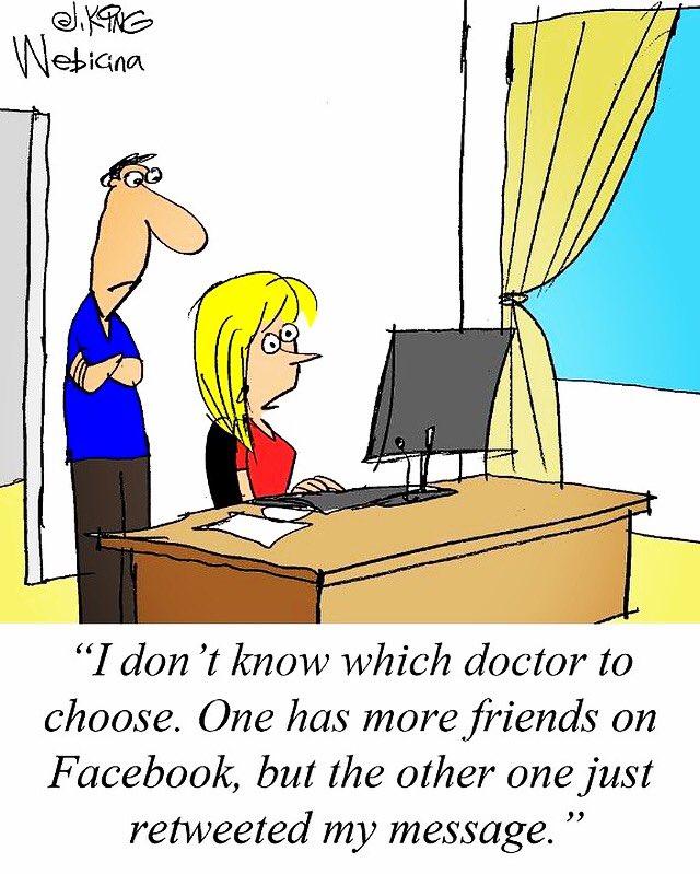 #Doctors #SocialMedia #Facebook #Twitter https://t.co/L8Q4TioDn7