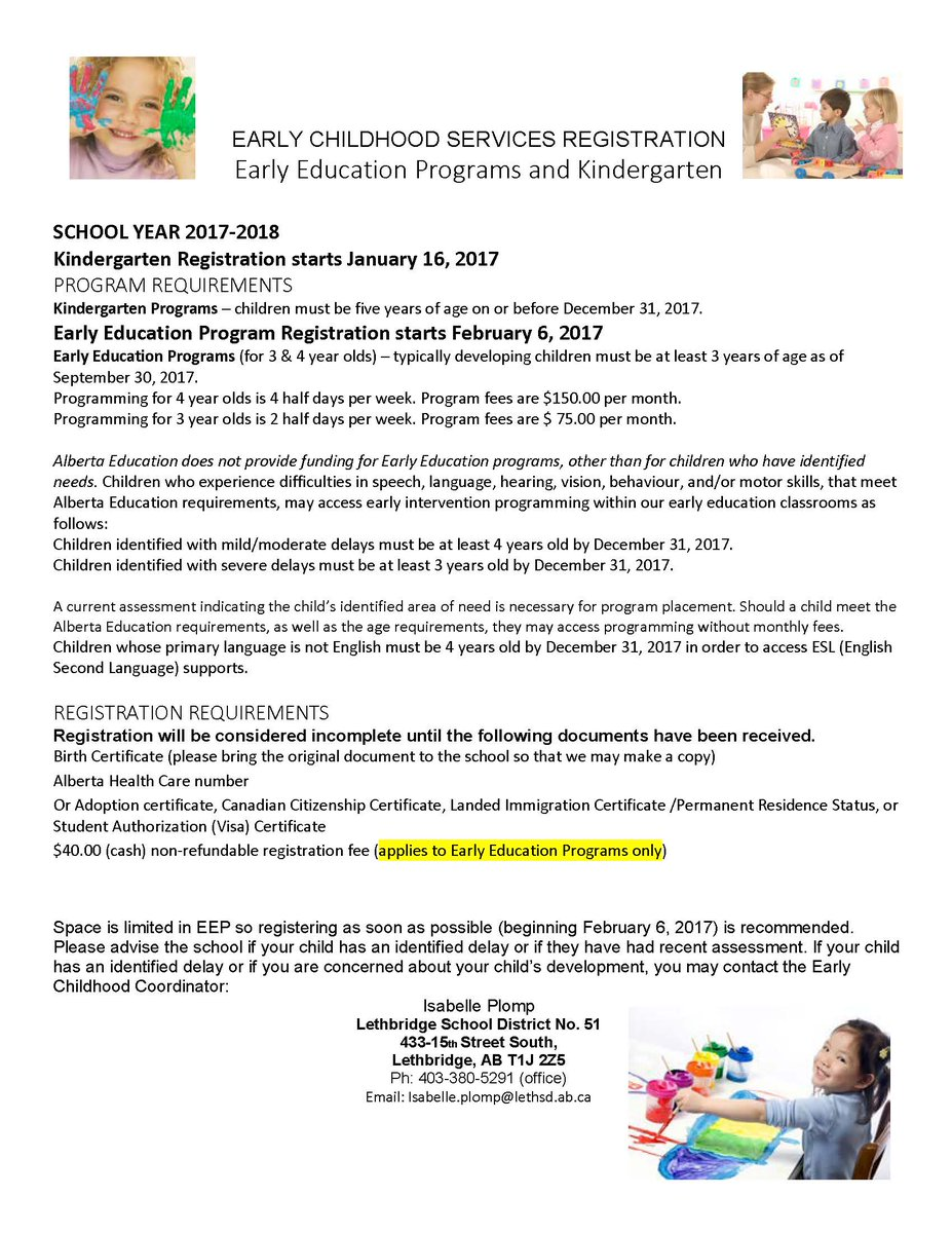 Galbraith elementary on twitter please see the attached poster galbraith elementary on twitter please see the attached poster for kindergarten and early education program registration dates httpsttcn12yesxv aiddatafo Choice Image