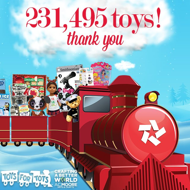 Toys For Tots Thank You : Toys for tots toysfortots usa twitter