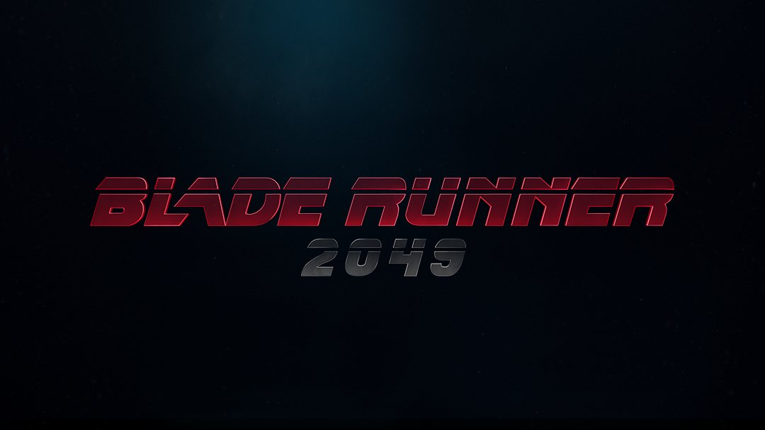 In 2017, the story continues. #BladeRunner 2049 - starring @RyanGosling and Harrison Ford.