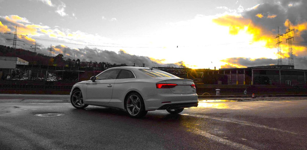 The boy is back in town. #AudiA5 📷 #Audiworld