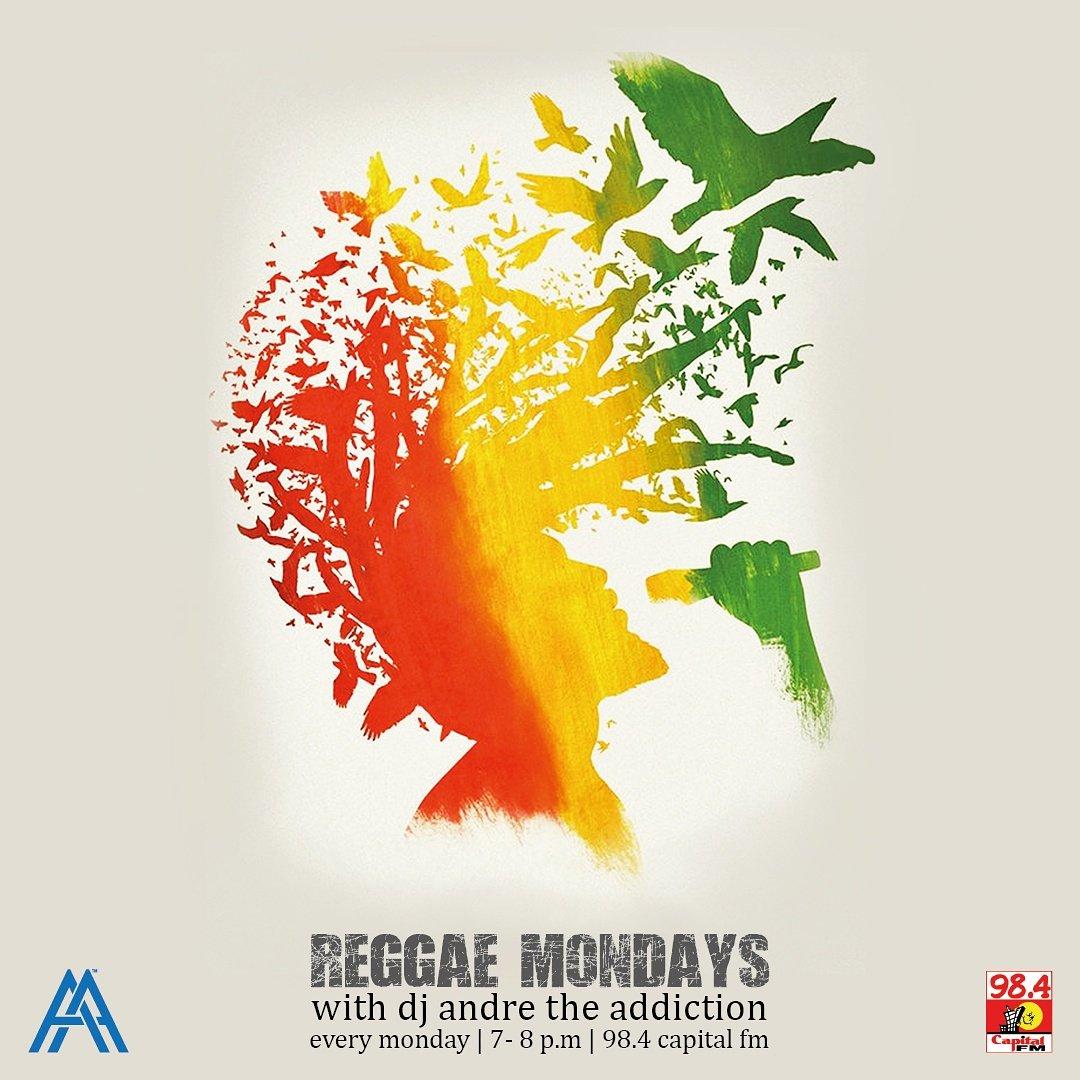 It's that time of the day. #ReggaeMondays  on 98.4 @capitalfmkenya. Keep it locked. https://t.co/c4GOgfe1eK