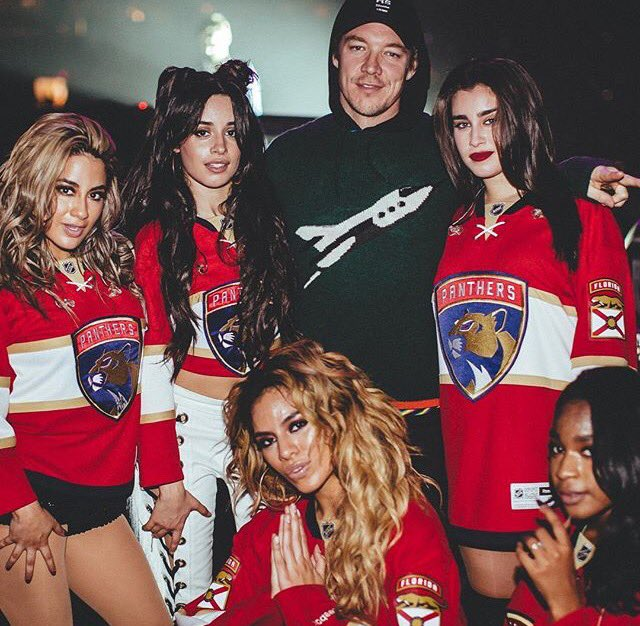 Diplo Long Hair >> Lauren Jauregui Updates Twitterissa Ig Fifth Harmony