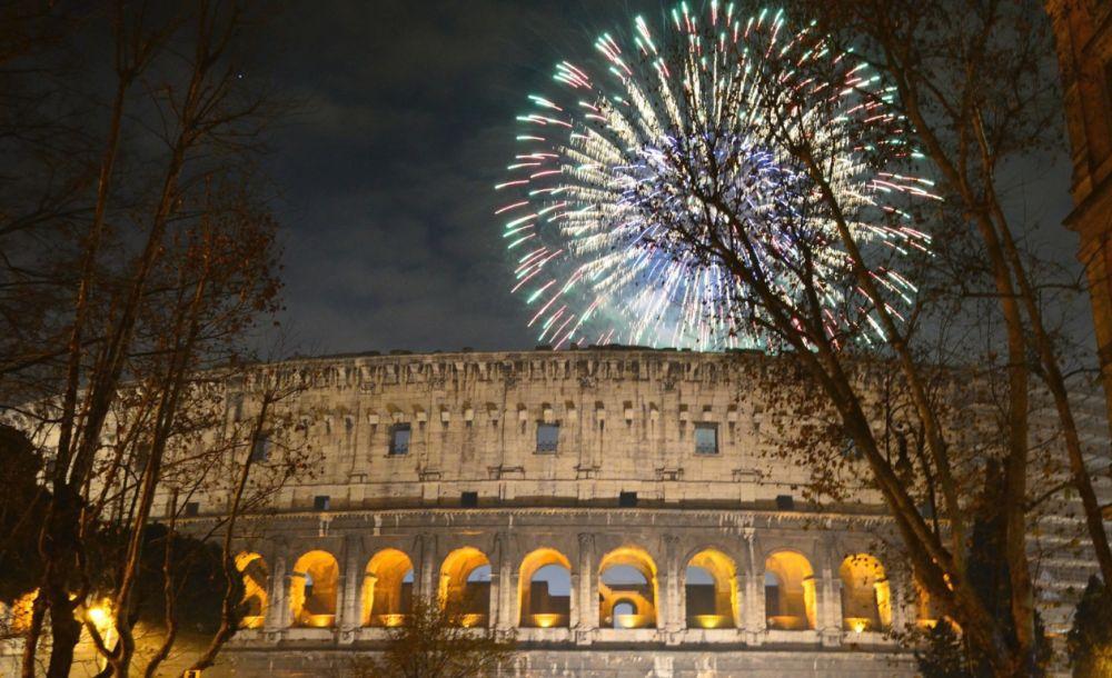 Notte di San Silvestro e Capodanno a Roma