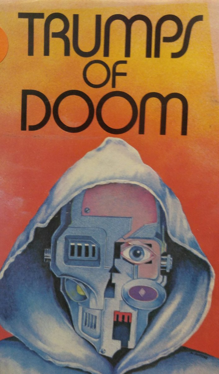 A sci fi novel I just found in a thrift store. Scarily apt. https://t.co/ghbpuY5pGI