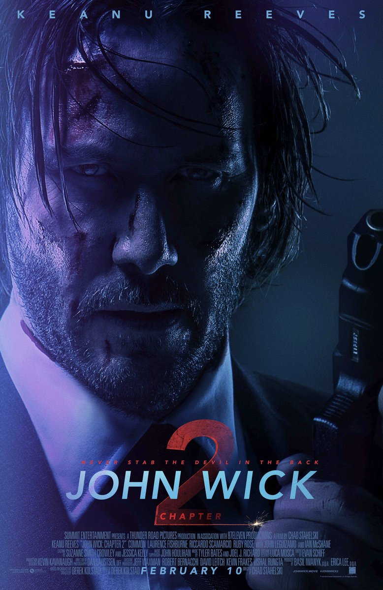 John Wick 2  C0DkI3SXEAAXDFu