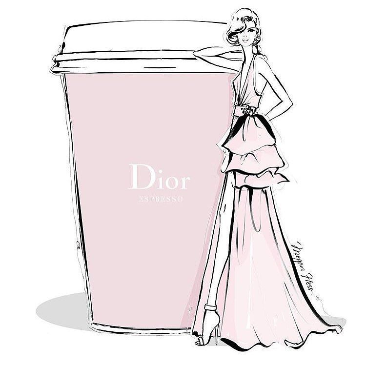 One Dior espresso please! (Via: @meganhess_official) https://t.co/G0nh9viZFX