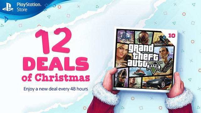 playstation 12 deals of christmas deal 10