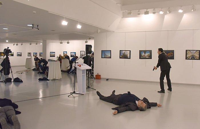 Покушение на посла РФ в Турции