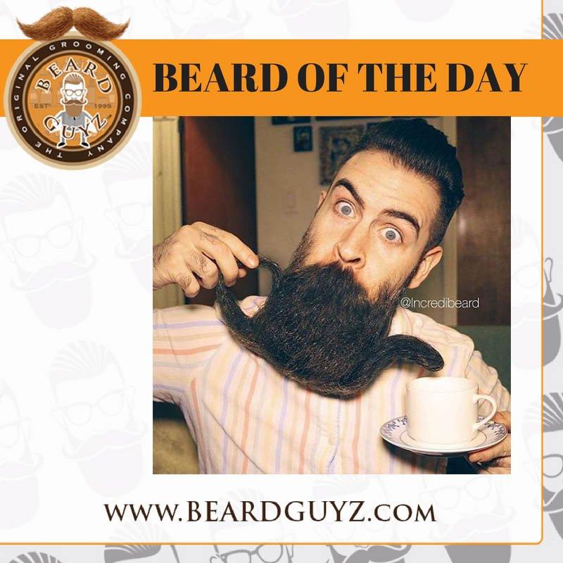 *BOTD goes to incredibeard™ Cool trick to do with your beard #Bearded #CoolBeards #BeardIdeas #BeardNation #BeardLover #BeardGang #BeardGuyzpic.twitter.com/wzTG9Mv2lK