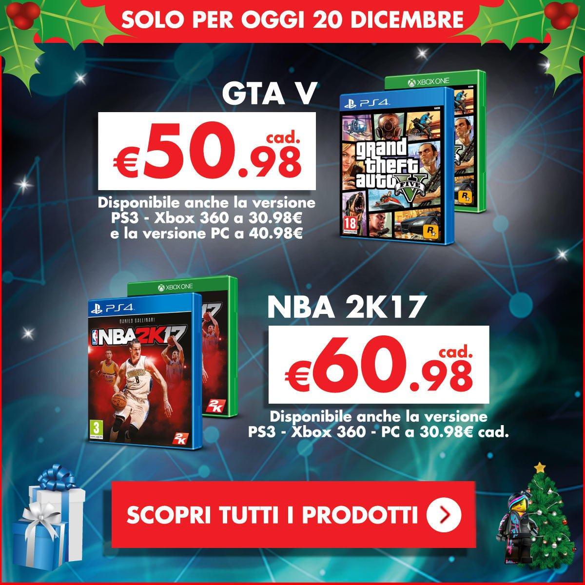 Calendario Dellavvento Gamestop.Gamestop Italia On Twitter Non Perderti L Offerta Del