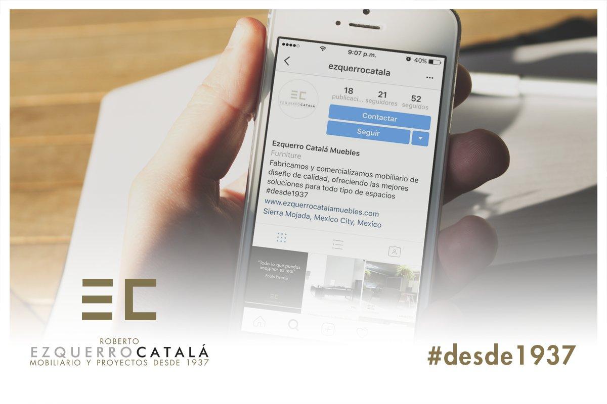 Ezquerro Catal On Twitter Visita Nuestra Galer A En Ig Y Conoce  # Muebles Ezquerro