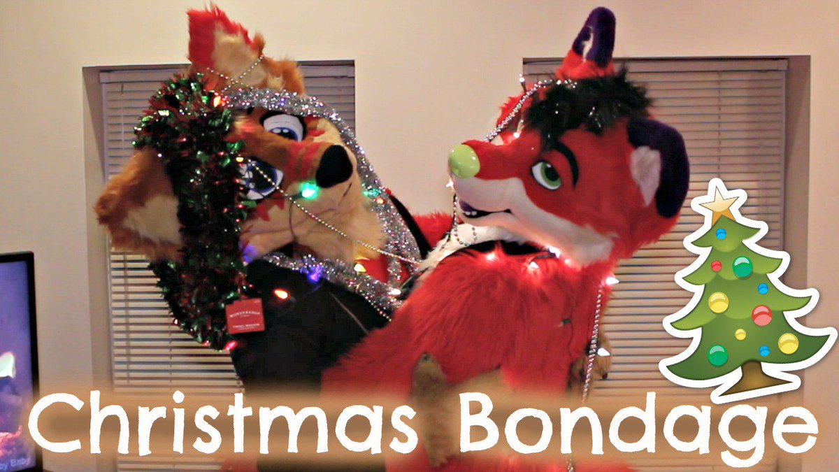 majira strawberry anw on twitter on the 6th day of collabmas my youtube channel brings becoming furry christmas trees - Furry Christmas