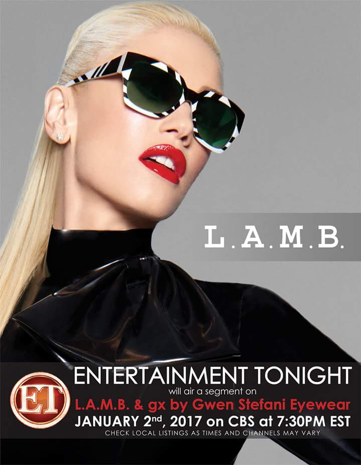 22c0168a576 Gx   L.A.M.B. Eyewear Collection  Archive  - No Doubt Forums