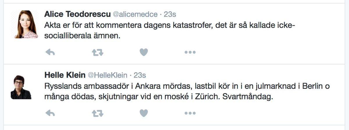 Johannes Klenell Su Twitter När Man Känner Att Man Inte Får Prata