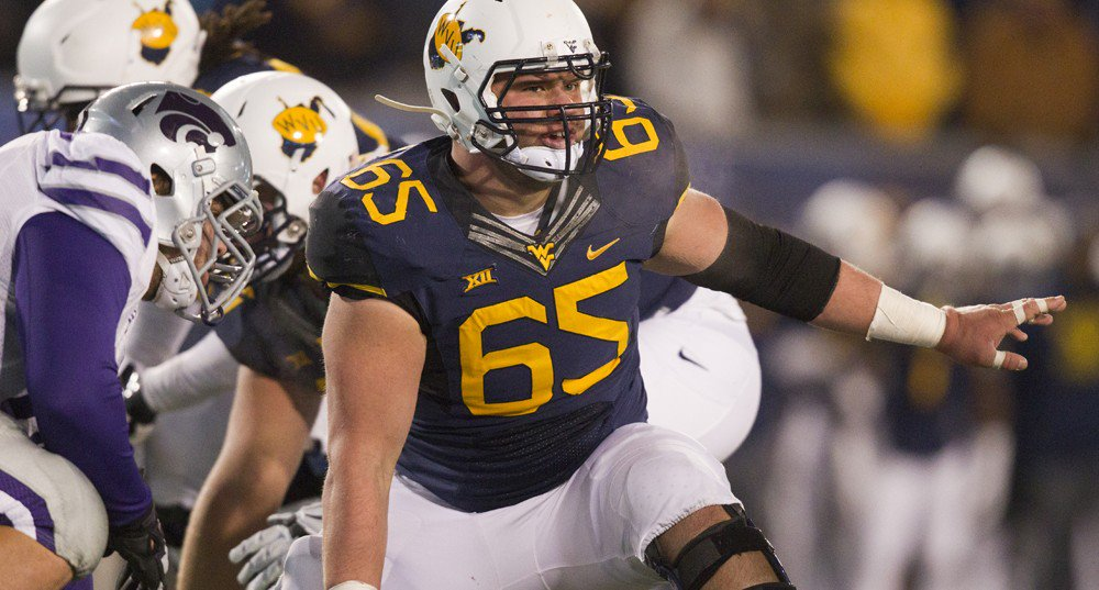 Congrats to @WVUfootball center Tyler Orlosky for accepting an invitation to the 2017 Reese's Senior Bowl