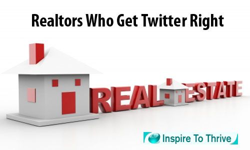 Learn From These 9 #RealEstate Agents Who Get #Twitter Right Today - https://t.co/1FOSeONKcD https://t.co/dvNeVeMmV3