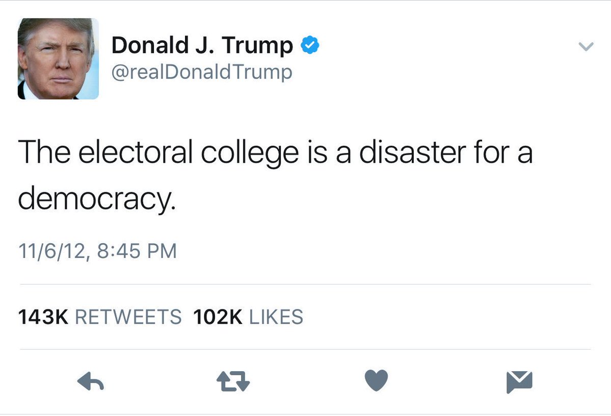 For once, Donald, we agree. https://t.co/yClRRQ7hrj