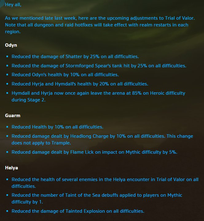 "WarcraftDevs on Twitter: ""-We'-ve posted some answers to a few ..."