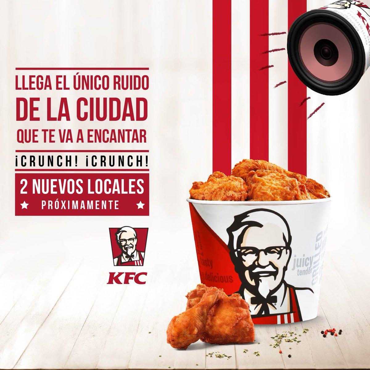 Kfc Argentina On Twitter Ni El Ruido De Los Autos Ni El