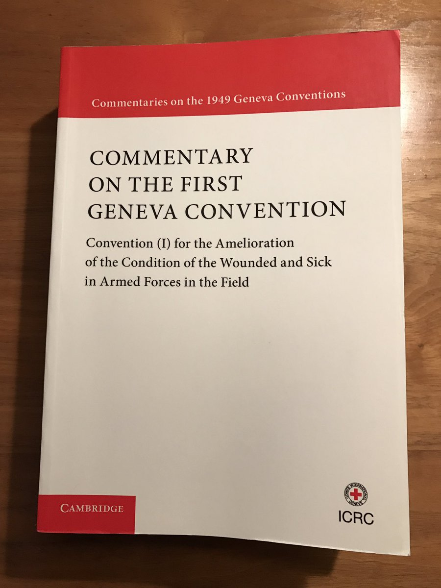 FIRST GENEVA CONVENTION 1949 PDF DOWNLOAD