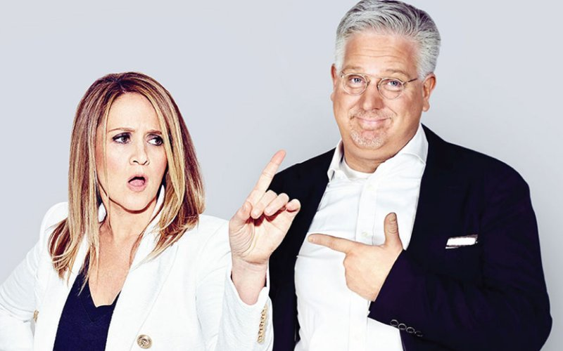 Samantha Bee and Glenn Beck unite over Trump: 'It's all of us against Trumpism' https://t.co/4MWkbImOYZ