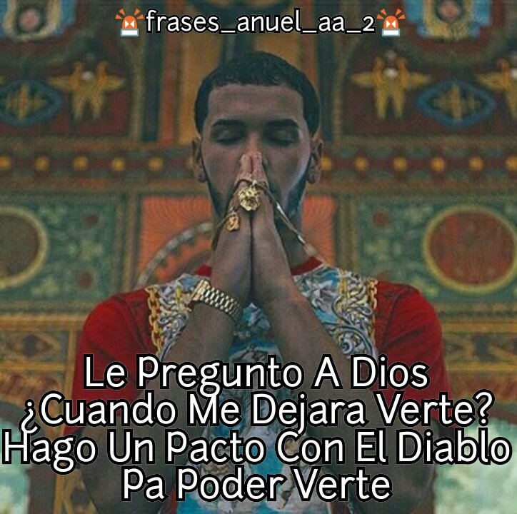 Frases Anuel Aa On Twitter Freeanuel Losintocables