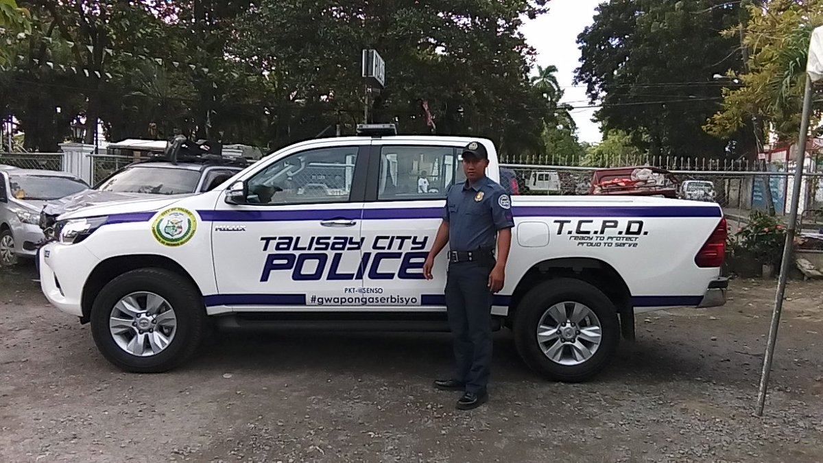 Talisay Cps Noppo On Twitter Talisay Cps Brand New Toyota Hilux