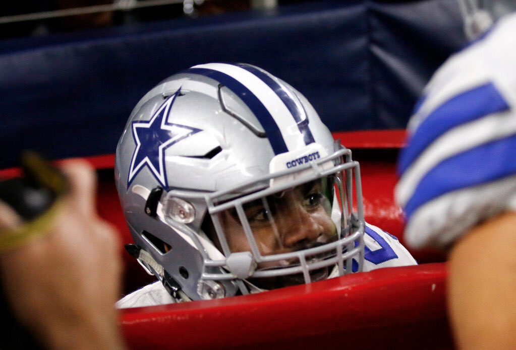 Ezekiel Elliott is making a huge donation to the Salvation Army