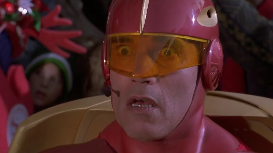 There's now a Kickstarter to make Turbo Man from 'Jingle All The Way'
