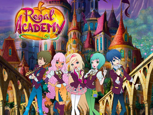 casper tv insider on twitter new episodes regal academy of regal academy premieres monday 6. Black Bedroom Furniture Sets. Home Design Ideas