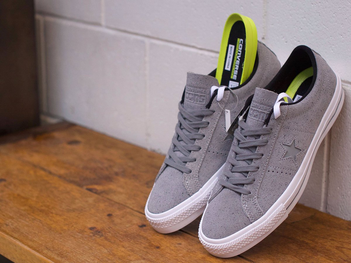 Converse Cons One Star Pro – New Colourways – Urban Industry
