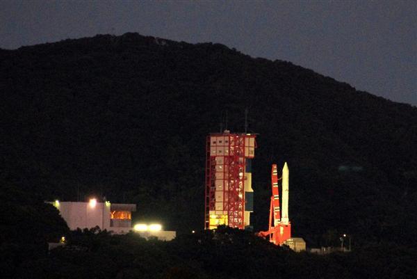 イプシロン、発射位置に移動完了 いよいよ午後8時に打ち上げへ https://t.co/H2B0OqEBCc #イプシロン #ロケット #打ち上げ
