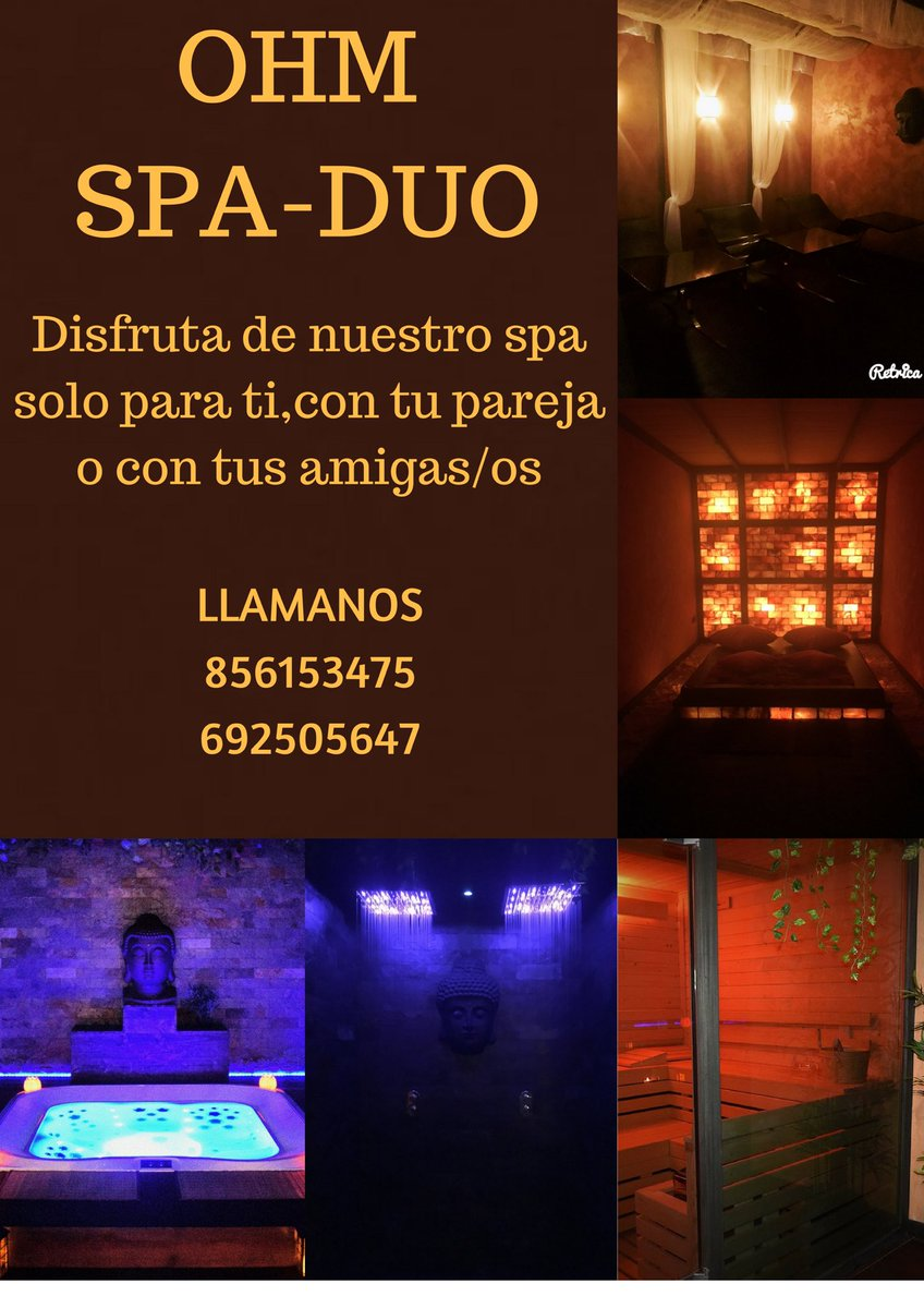 Ohm spa-dúo on Twitter:
