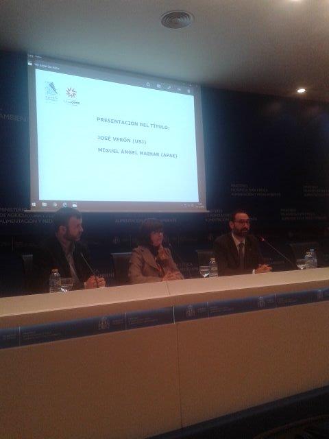 @PEAGRO 'Sin especialistas en información agroalimentaria una crisis puede convertirse en la tormenta perfecta'