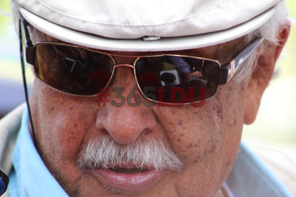 Feliz Cumpleaños Papa Oso, gracias por todo lo hecho para #LDU.  Un fuerte abrazo a la distancia. #365LDU https://t.co/1PgL5A79zh
