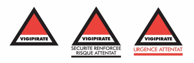 [Reminder] Check out how the 3 #Vigipirate levels work in France &gt;&gt;  http://www. gouvernement.fr/en/vigipirate- levels &nbsp; … <br>http://pic.twitter.com/bjBbbfu9Yt