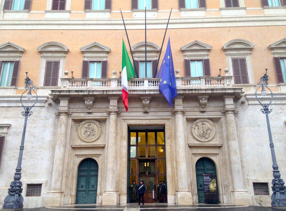 Laura boldrini lauraboldrini twitter for Camera dei deputati italiana