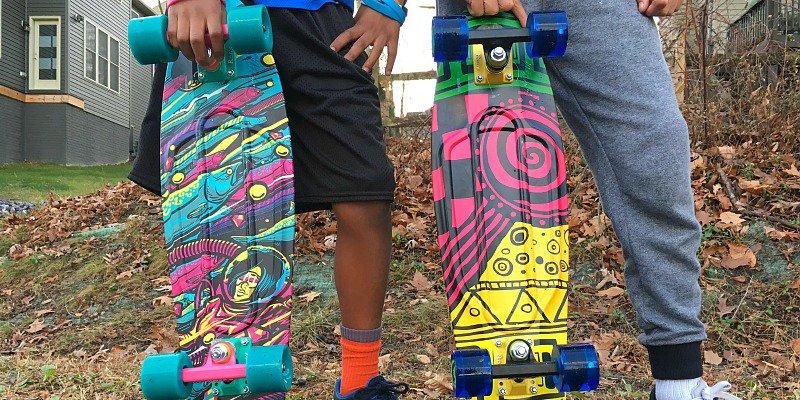 Dude 3 got his first @pennyskateboard & the adventures began! AD https://t.co/0d1h55ZOtz https://t.co/7aYV9ii5dy