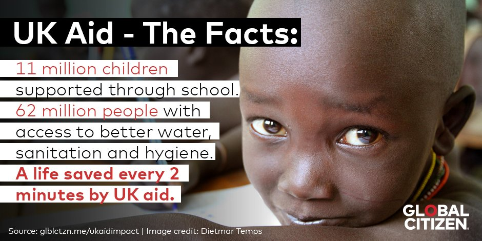 The @DailyMailUK wants to cut #UKaid, a budget that helps poorest & most vulnerable. RT to disagree<br>http://pic.twitter.com/ie7HlW9vDK