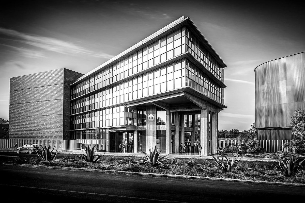 Pascal arquitectos on twitter render universidad de for Arquitecto universidad