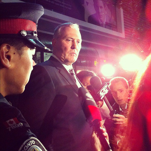 Bill Blair: Decriminalization Before Legislation 'a Half